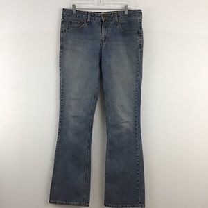 LEVIS WOMEN sf STRETCH LOW RISE BOOT CUT